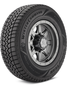 Goodyear WinterCommand (LT) 245/70-17 E Tire