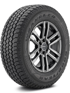 Goodyear Wrangler All-Terrain Adventure 255/65-19 XL Tire