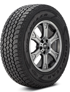 Goodyear Wrangler All-Terrain Adventure with Kevlar 285/55-20 E Tire