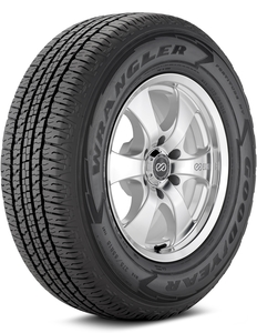 Goodyear Wrangler Fortitude HT 235/75-16 XL Tire