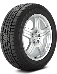 Goodyear Wrangler HP All Weather 255/55-19 XL Tire
