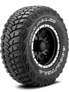 Goodyear Wrangler MT/R with Kevlar 31X10.5-15 C Tire