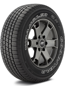 Goodyear Wrangler SR-A 235/75-16 XL Tire