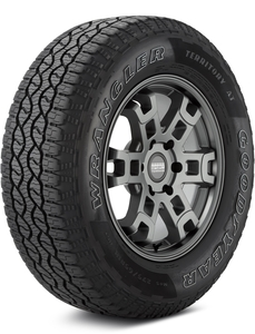 Goodyear Wrangler Territory AT 275/65-18 Tire
