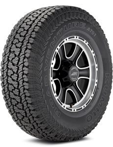 Kumho Road Venture AT51 215/75-15 D Tire