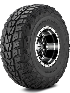 Kumho Road Venture MT KL71 315/70-17 D Tire