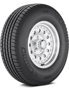 Michelin Defender LTX M/S 255/75-17 Tire