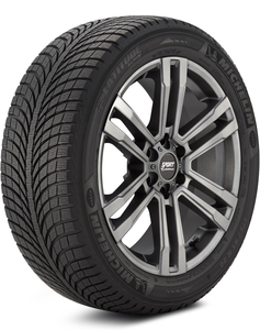 Michelin Latitude Alpin LA2 275/45-20 XL Tire