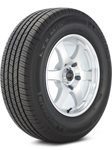 Michelin LTX M/S2 265/60-18 Tire