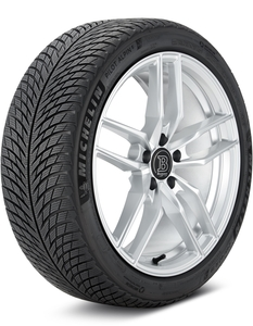 Michelin Pilot Alpin 5 245/40-19 XL Tire