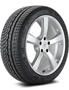Michelin Pilot Alpin PA4 235/40-18 XL Tire