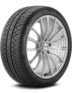 Michelin Pilot Alpin PA4 N-Spec 255/45-19 Tire