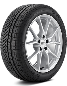 Michelin Pilot Alpin PA4 ZP 245/45-18 XL Tire