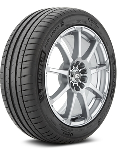 Michelin Pilot Sport 4 255/45-19 XL Tire
