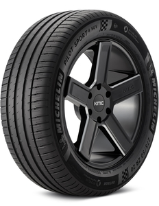 Michelin Pilot Sport 4 SUV 255/45-19 Tire