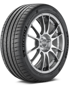 Michelin Pilot Sport 4S 255/35-20 XL Tire