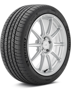 Michelin Pilot Sport All Season 4 255/40-21 XL Tire