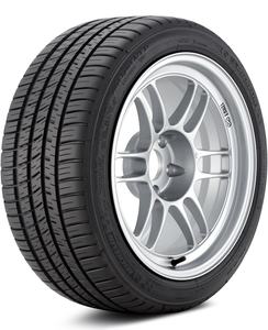 Michelin Pilot Sport A/S 3%2B (H- or V-Speed Rated) 235/55-18 Tire