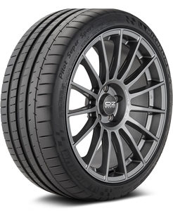 Michelin Pilot Super Sport 255/45-19 Tire
