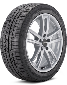 Michelin X-Ice Xi3 ZP 225/55-17 Tire