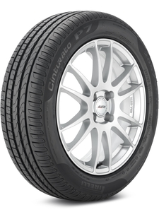 Pirelli Cinturato P7 (H- or V-Speed Rated) 225/55-17 Tire