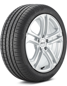 Pirelli Cinturato P7 Run Flat (W- or Y-Speed Rated) 245/45-18 Tire
