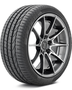 Pirelli P Zero Run Flat 225/40-18 XL Tire