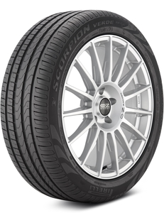 Pirelli Scorpion Verde Run Flat 235/55-19 Tire