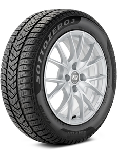 Pirelli Winter Sottozero 3 235/45-18 Tire