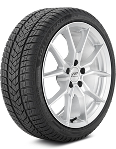 Pirelli Winter Sottozero 3 Run Flat 245/45-18 XL Tire
