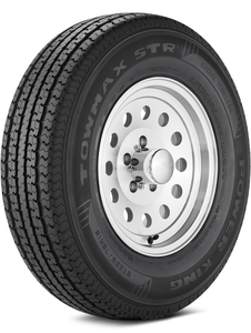 Power King Towmax STR II 225/75-15 E Tire