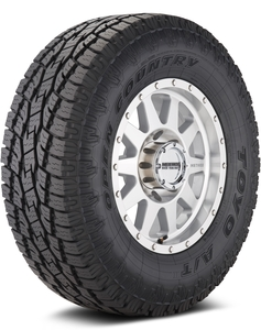 Toyo Open Country A/T II 265/65-17 Tire