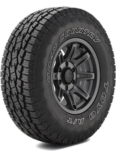 Toyo Open Country A/T II 275/65-18 C Tire