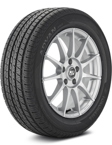 Yokohama ADVAN A83B 225/55-17 Tire