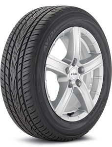 Yokohama AVID ENVigor (H- or V-Speed Rated) 235/65-17 XL Tire