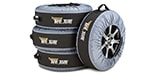 Seasonal Tire Totes (4 Pack)