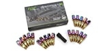TPI Stud Kit with Tall 14x1.5 Studs and Polar Light R14 Nuts