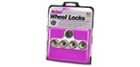 24019 Under Hub Cap Wheel Lock Set M14x1.5