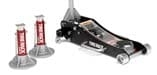 Tire Rack 2 Ton Aluminum Service Jack and Jack Stand Combo
