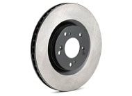 Centric High Carbon Plain 125 Series Cryo-Treated Rotor