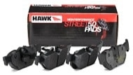 Hawk High Performance Street 5.0 Brake Pads