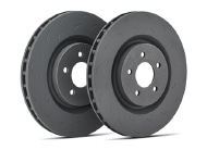 Hawk Talon Rotors - Slotted