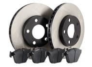 TR Select Kits Hawk DTC-70 Pads & Centric 120 Series Cryo Rotors