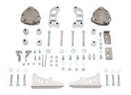 LP Aventure Lift Kit - Bare Metal
