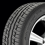 BFGoodrich Advantage T/A Sport (H- or V-Speed Rated) 225/55-17 Tire