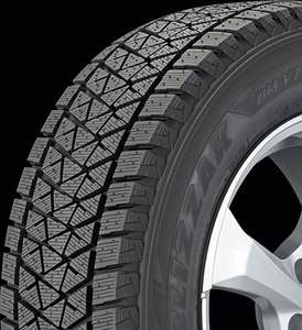 Bridgestone Blizzak DM-V2 SUV Crossover Winter Snow Tires - Third Season Update.