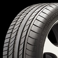 Continental 4x4 SportContact 275/40-20 XL Tire