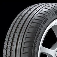 Continental ContiSportContact 2 SSR 225/45-17 Tire
