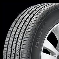 Continental CrossContact LX Sport 255/60-18 XL Tire