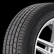 Continental CrossContact LX Sport SSR 235/60-18 Tire